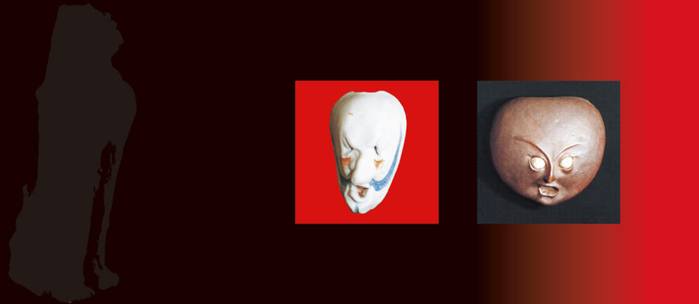 2006年3月23日から開催の「没後20年 河本 五郎 展」のDM画像