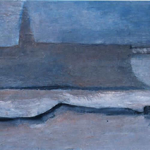 2006年4月6日から開催の「加守田 次郎 油彩展」のサムネイル画像