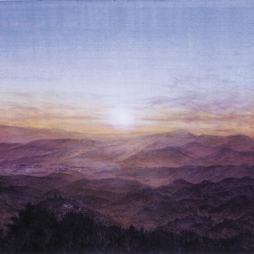 2006年6月8日から開催の「—淨— 塚本 敏清 日本画展」のサムネイル画像