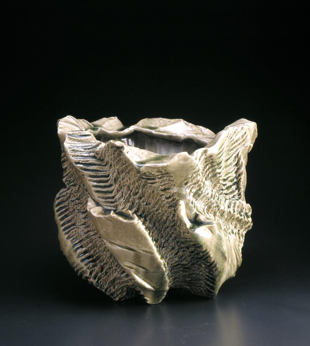2007年2月1日から開催の「神の手・嶺男展」の作品01