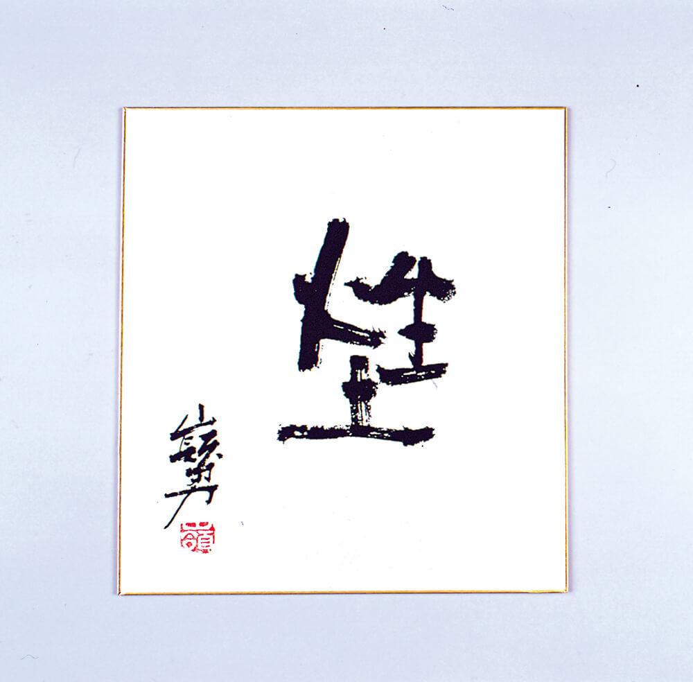 2007年2月1日から開催の「神の手・嶺男展」の作品08