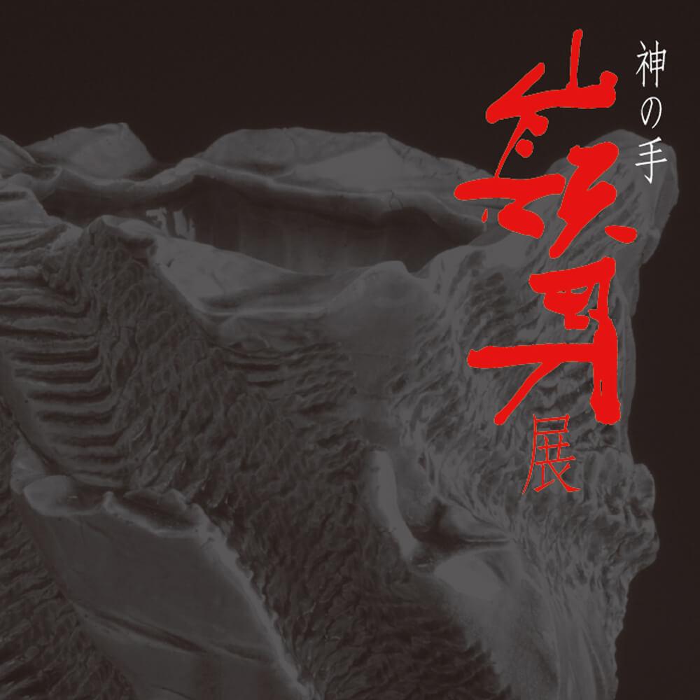 2007年2月1日から開催の「神の手・嶺男展」のサムネイル画像