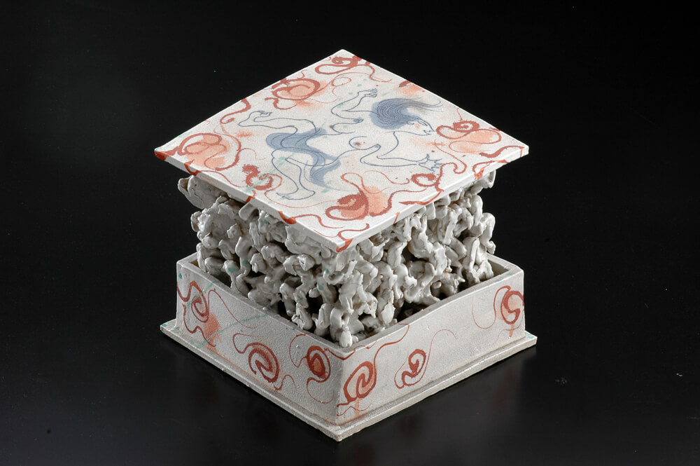 2007年3月15日から開催の「河本 五郎・太郎 展」の作品01