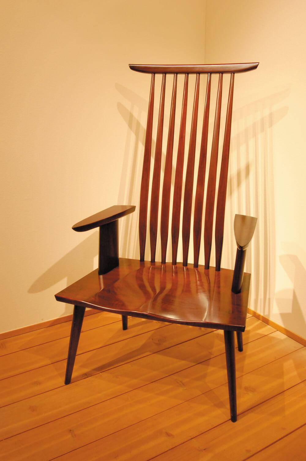2007年5月3日から開催の「窪田 謙二 木工展」の作品02