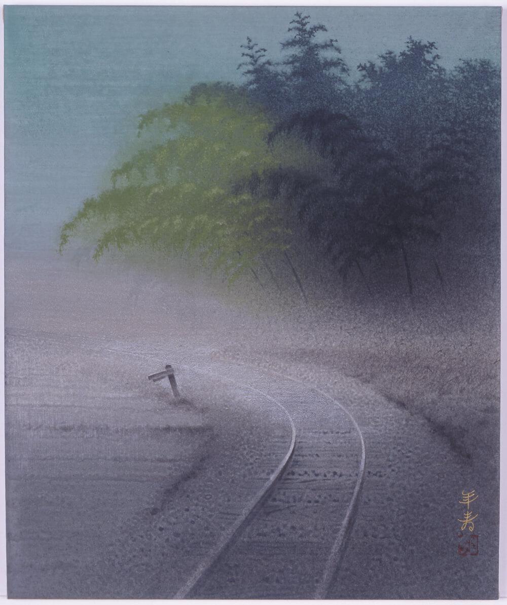 2007年7月7日から開催の「古田 年寿 —心象の世界—」の作品01