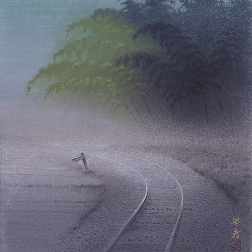 2007年7月7日から開催の「古田 年寿 —心象の世界—」のサムネイル画像