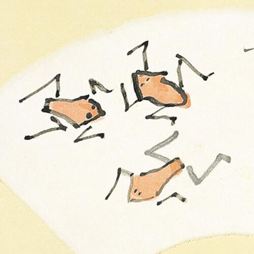 2007年7月22日から開催の「熊谷 守一 —版画・水墨淡彩・書—」のサムネイル画像