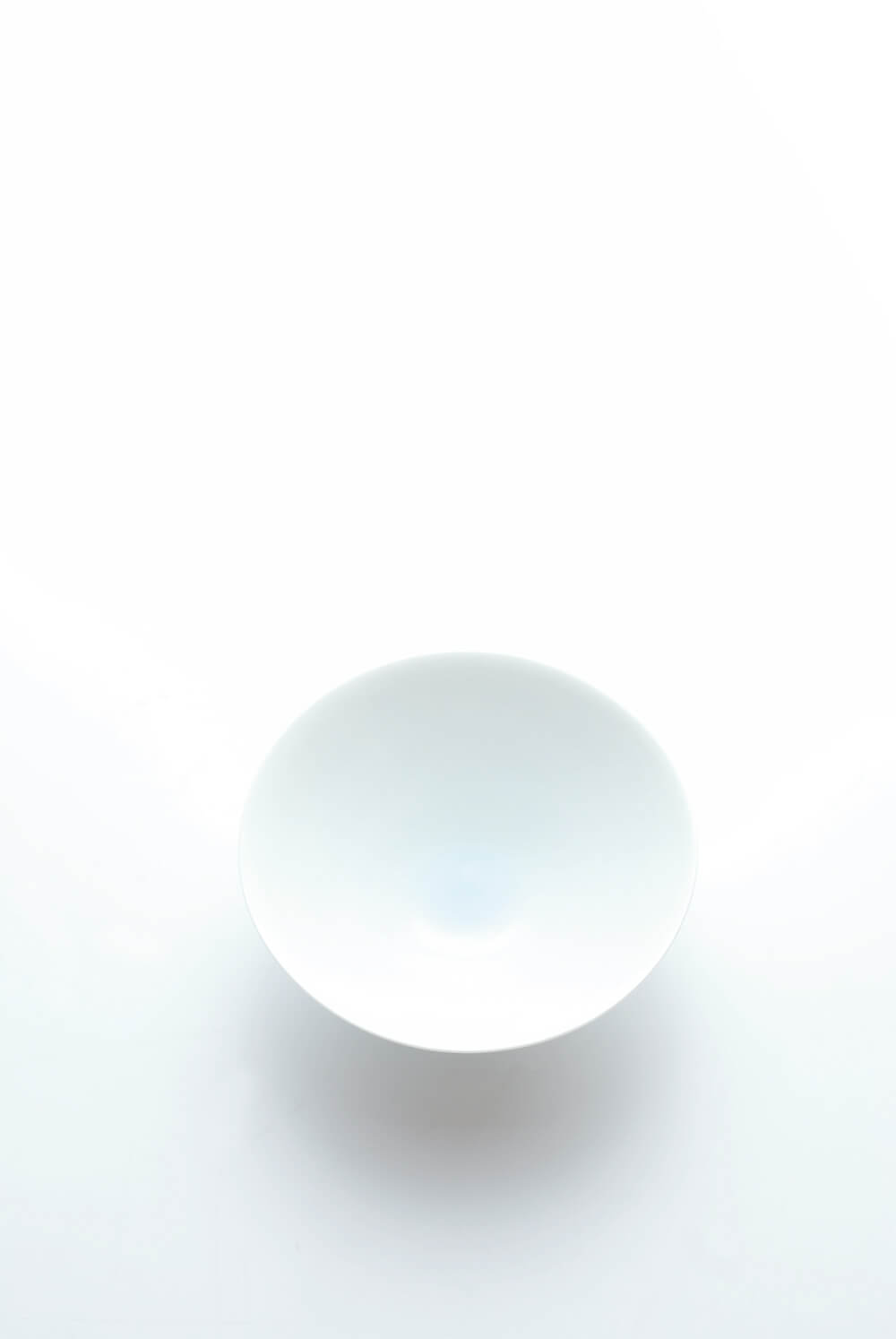 2007年8月23日から開催の「白磁への誘い 傘寿 塚本 司郎 作品展」の作品02