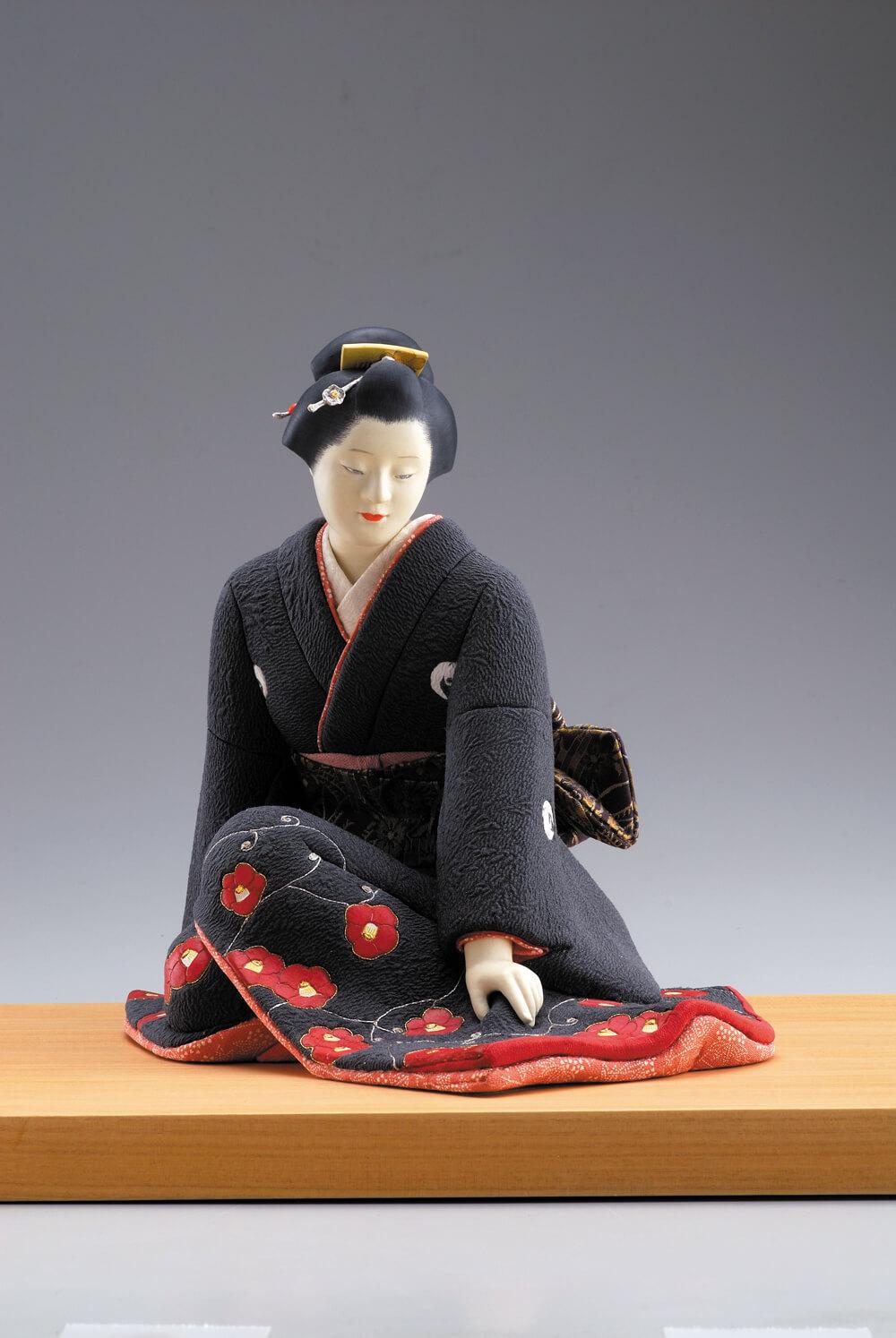 2008年2月14日から開催の「芹川 英子 と ゆかりの作家たち 展」の作品01