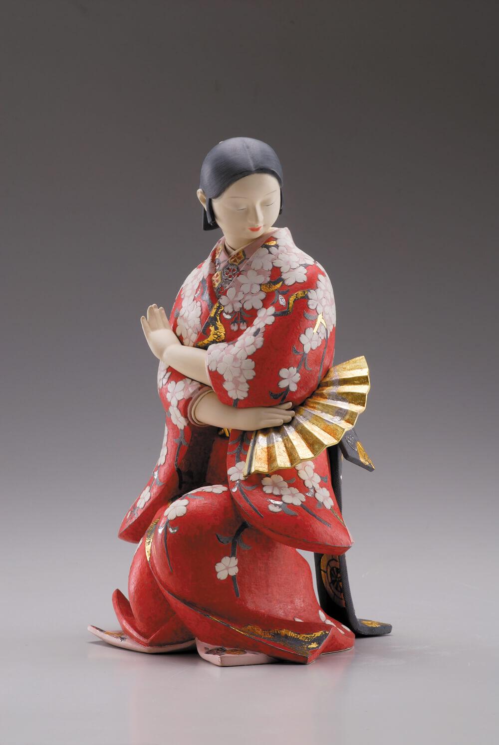 2008年2月14日から開催の「芹川 英子 と ゆかりの作家たち 展」の作品04