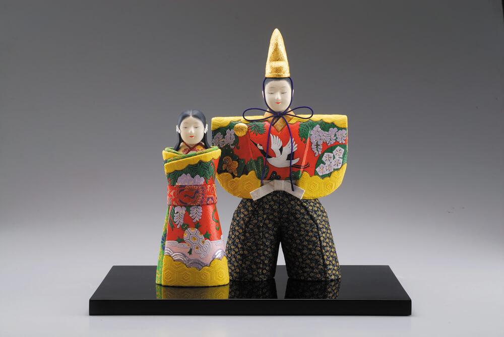 2008年2月14日から開催の「芹川 英子 と ゆかりの作家たち 展」の作品02
