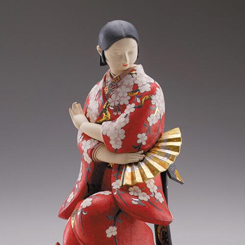 2008年2月14日から開催の「芹川 英子 と ゆかりの作家たち 展」のサムネイル画像