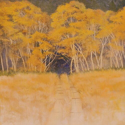 2009年1月10日から開催の「使命 日本画 牧野 環 展」のサムネイル画像