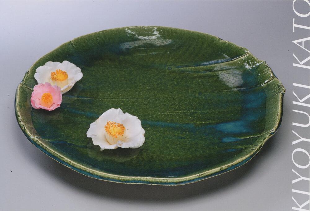 2009年4月3日から開催の「加藤清之の世界 しゃれmono」のDM画像