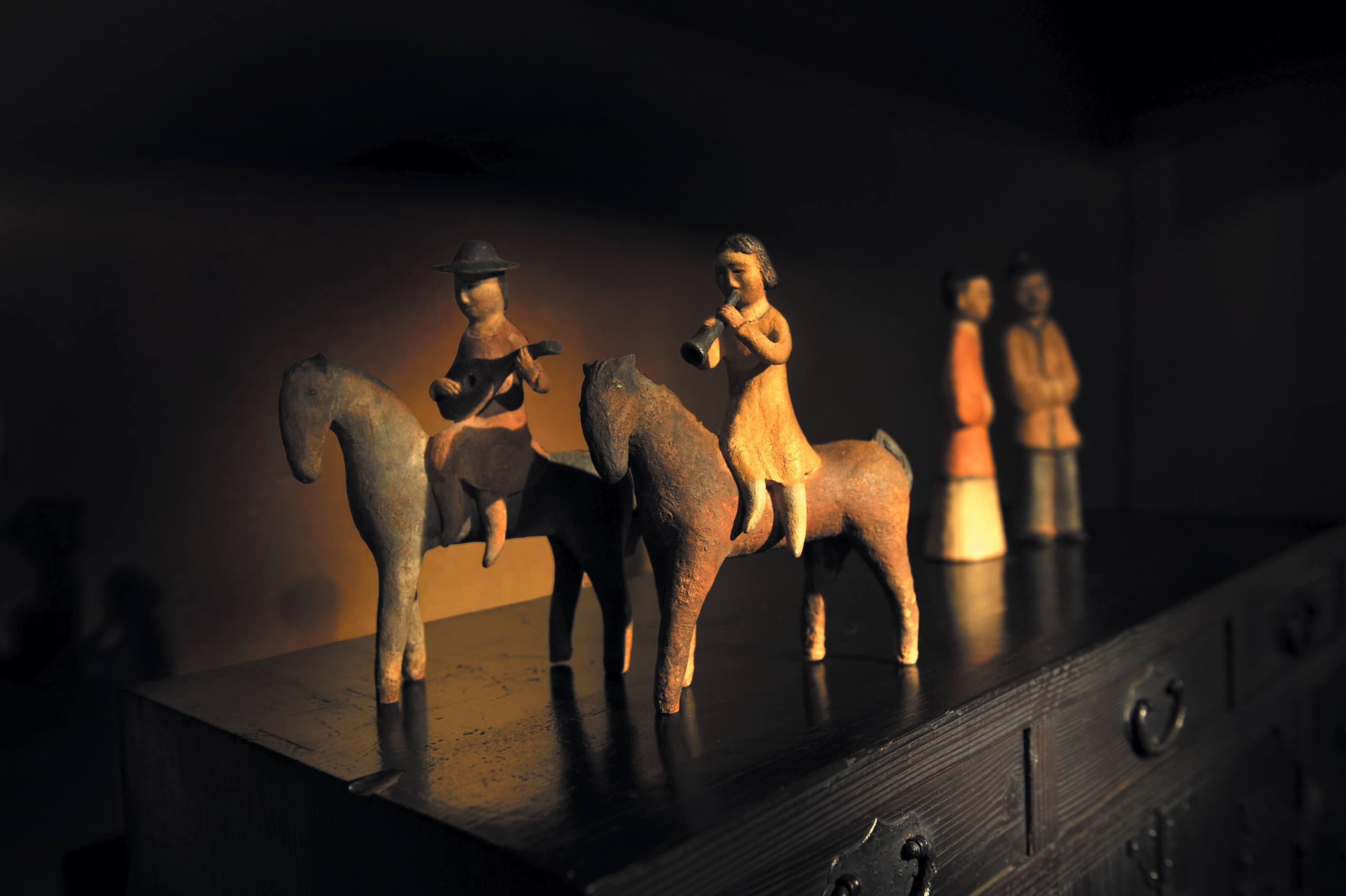 2009年10月30日から開催の「全 日根 陶展 李朝家具・小物…」の画像1
