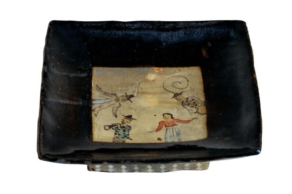 2009年10月30日から開催の「全 日根 陶展 李朝家具・小物…」の画像2