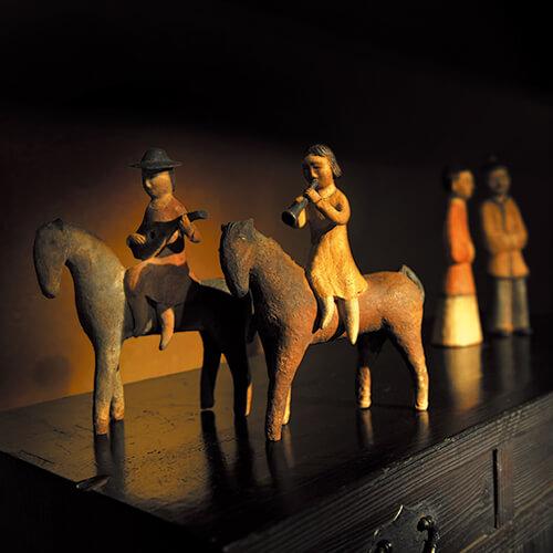 2009年10月30日から開催の「全 日根 陶展 李朝家具・小物…」のサムネイル画像