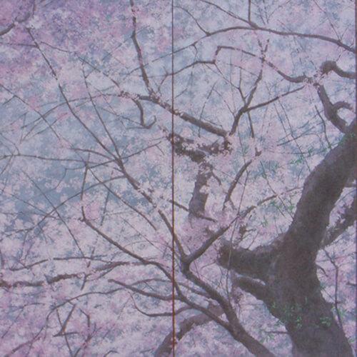 2010年1月16日から開催の「新春 —櫻花礼讃— 塚本 敏清 日本画展」のサムネイル画像