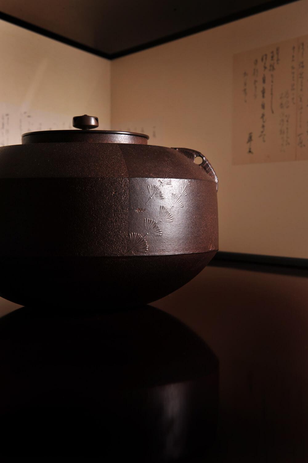 2010年4月22日から開催の「茶席のいろいろ 展」の作品画像2
