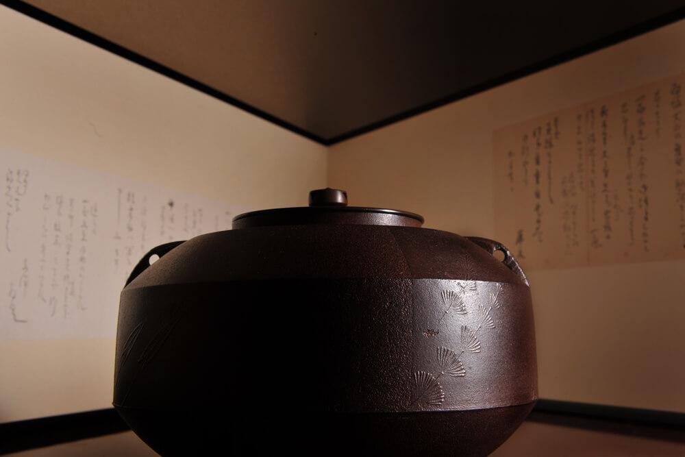 2010年4月22日から開催の「茶席のいろいろ 展」の作品画像3