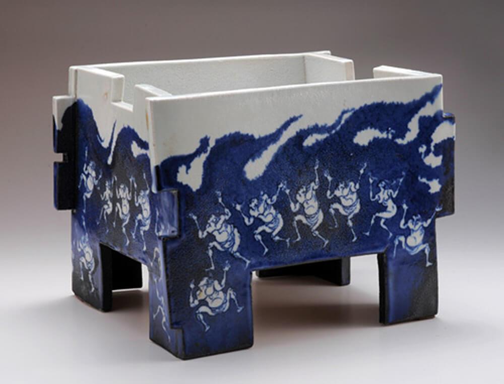 2011年2月18日から開催の「没後25年 河本 五郎 展」の河本 五郎の作品の画像1