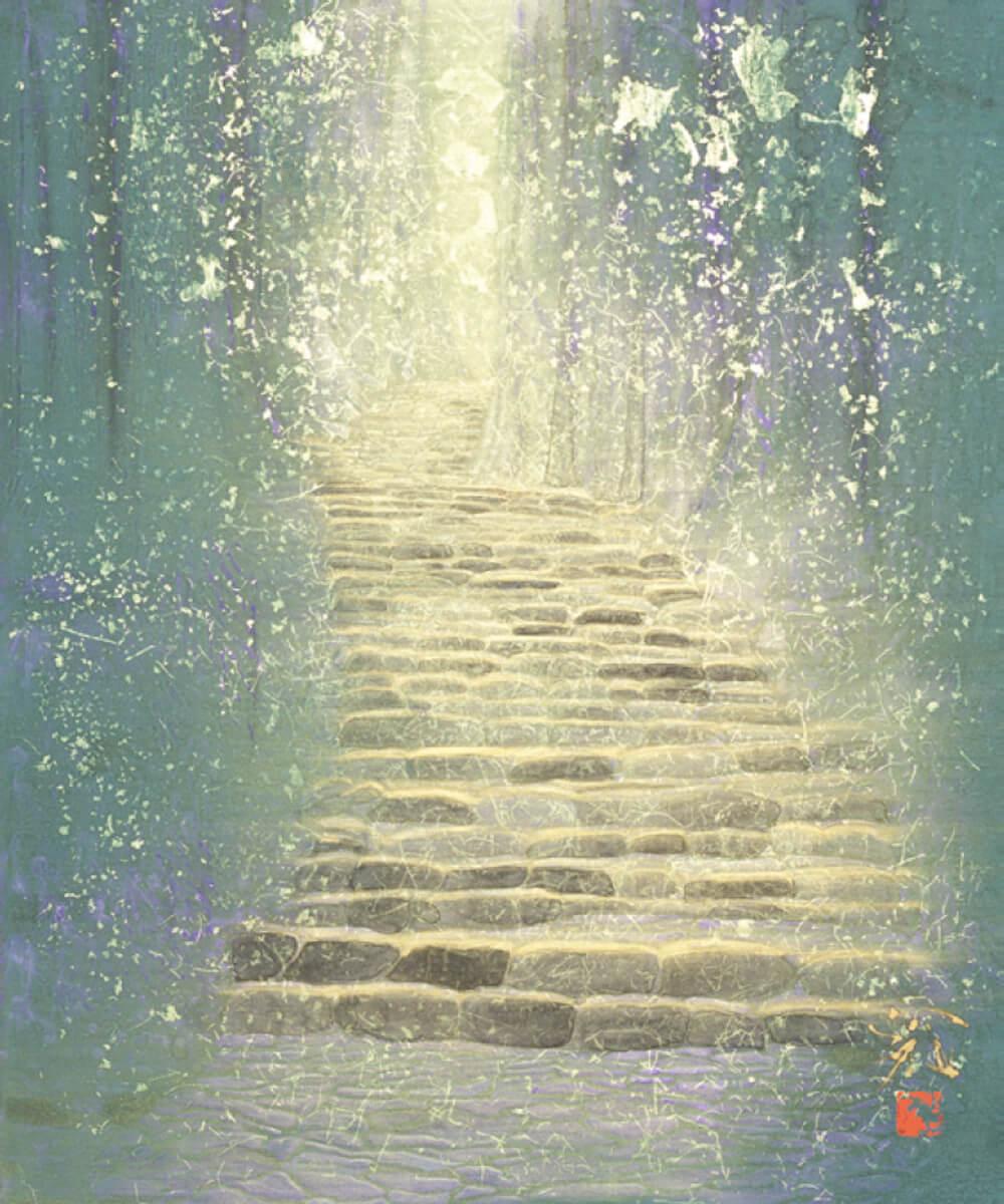 2011年5月14日から開催の「松村 公嗣 日本画展」の松村 公嗣の作品の画像2