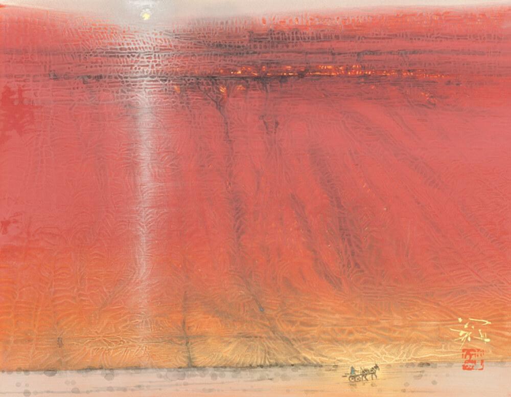 2011年5月14日から開催の「松村 公嗣 日本画展」の松村 公嗣の作品の画像3