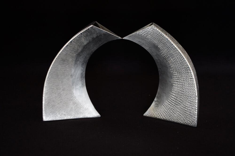 2011年9月9日から開催の「金工 角居 康宏 展」の角居 康宏の作品画像4