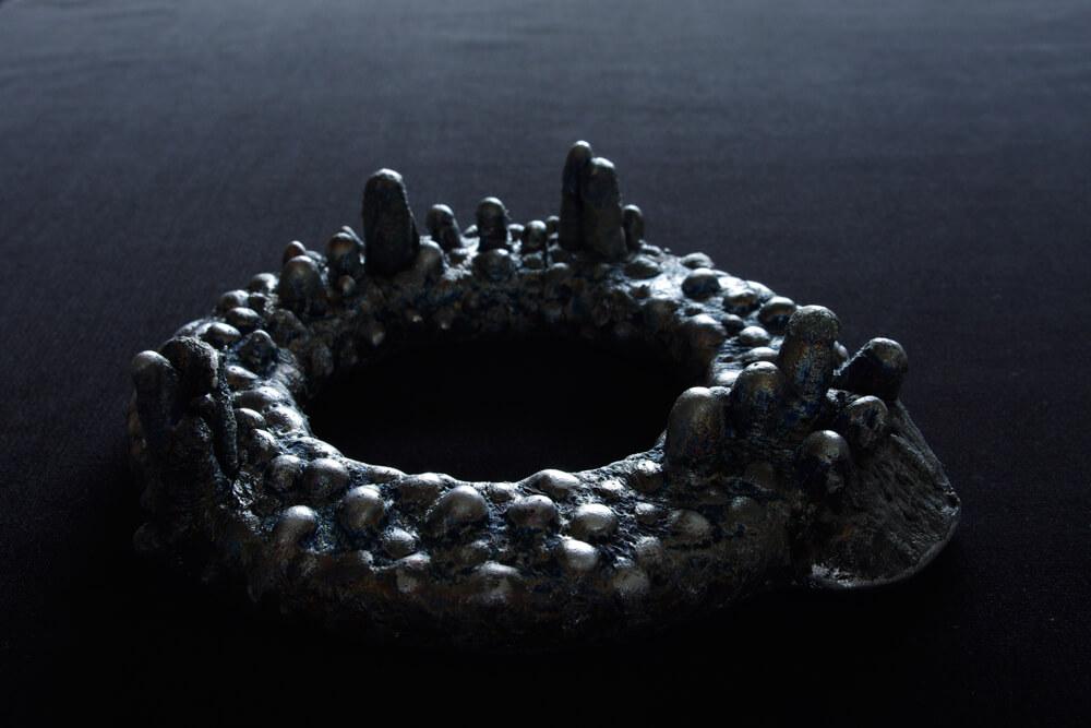 2011年9月9日から開催の「金工 角居 康宏 展」の角居 康宏の作品画像11