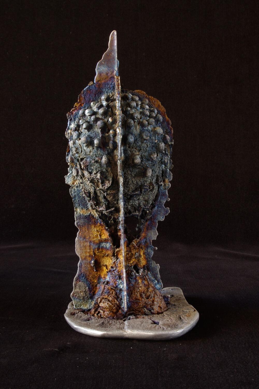 2011年9月9日から開催の「金工 角居 康宏 展」の角居 康宏の作品画像13