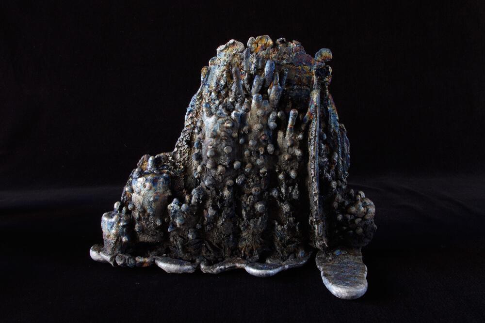 2011年9月9日から開催の「金工 角居 康宏 展」の角居 康宏の作品画像15