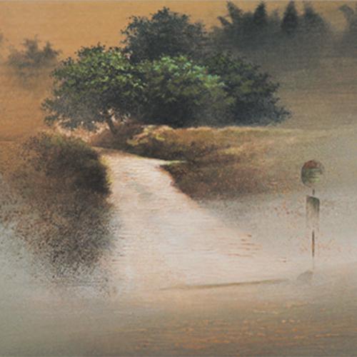 2011年10月21日から開催の「— 微かな記憶 — 古田 年寿 日本画展」のサムネイル画像
