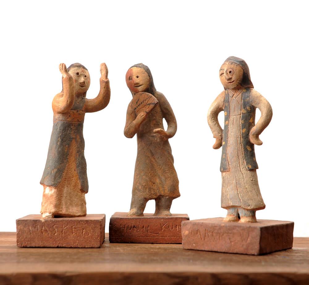 2011年11月25日から開催の「全 日根 展」の作品2