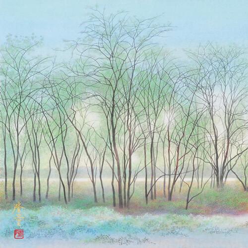 2012年1月14日から開催の「初辰 「美しき日本」〜カンボジアから〜 山田 隆量 日本画展」のサムネイル画像