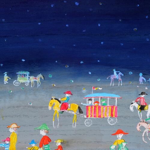 2012年2月24日から開催の「藤平 伸 展」のサムネイル画像