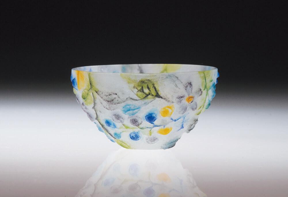 2012年3月30日から開催の「パート・ド・ヴェ-ル 大室 桃生 ガラス展」の画像1