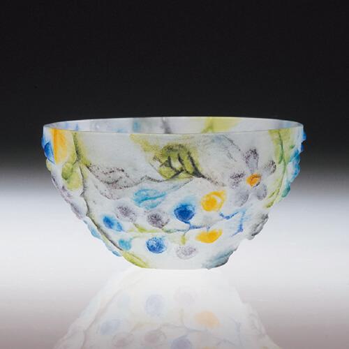 2012年3月30日から開催の「パート・ド・ヴェ-ル 大室 桃生 ガラス展」のサムネイル画像