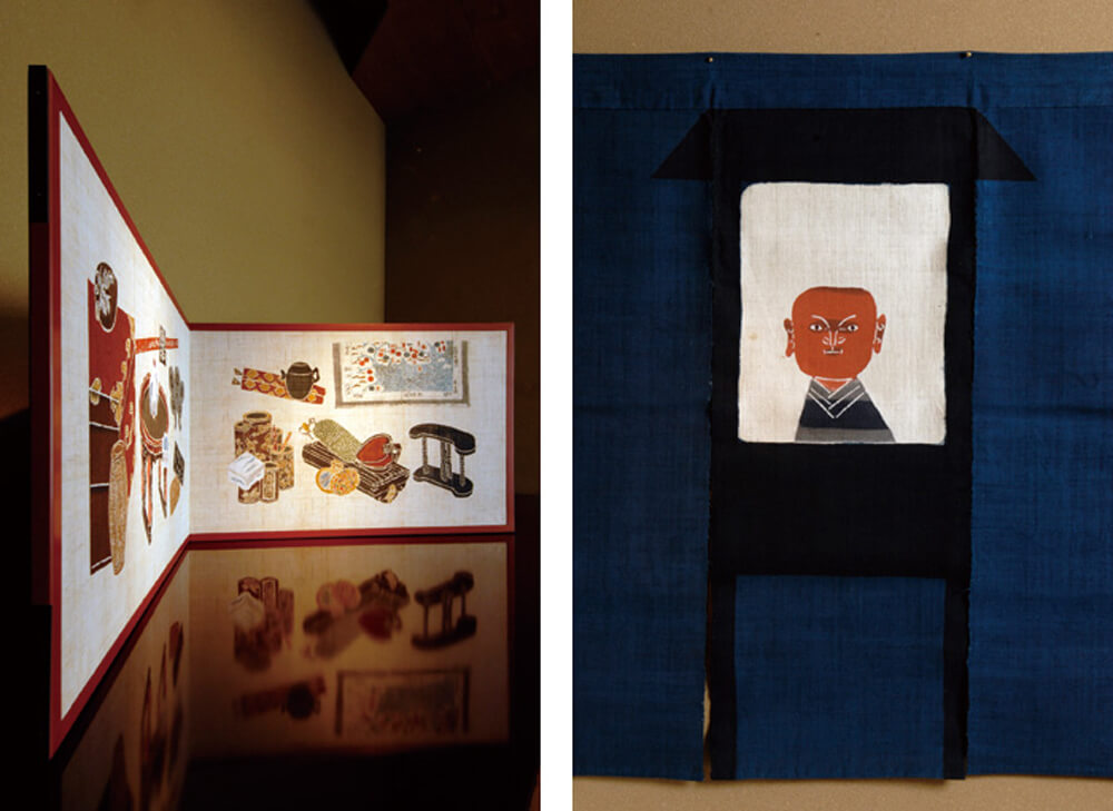2012年6月8日から開催の「模様と色彩のカリスマ 芹沢 銈介 展 -part2-」の画像1
