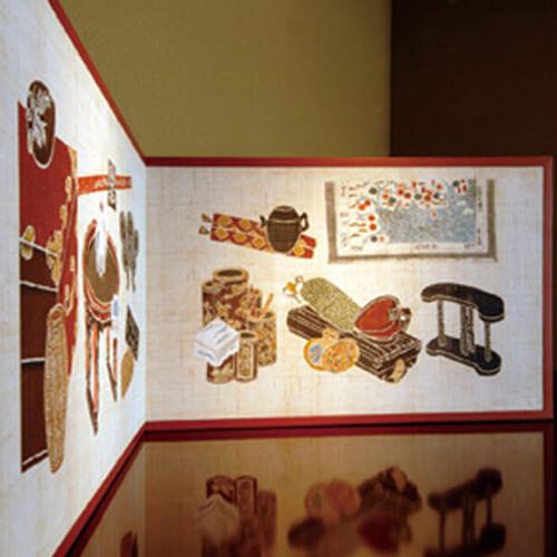 2012年6月8日から開催の「模様と色彩のカリスマ 芹沢 銈介 展 -part2-」のサムネイル画像
