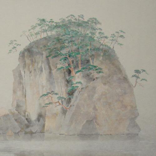 2012年8月31日から開催の「加藤 厚 日本画展」のサムネイル画像