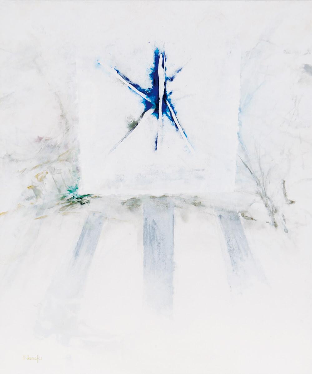 2012年10月19日から開催の「山本 直彰 日本画展」の作品1