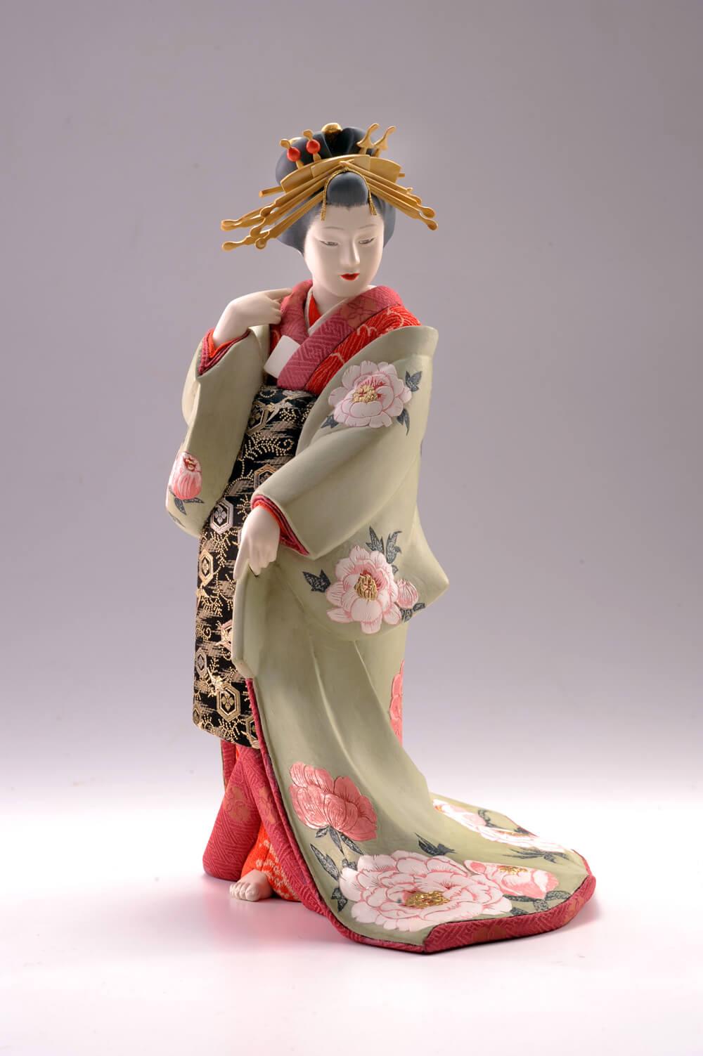 2012年11月9日から開催の「日本工芸の華 双璧 鈴木 藏・芹川 英子 展」の芹川作品1
