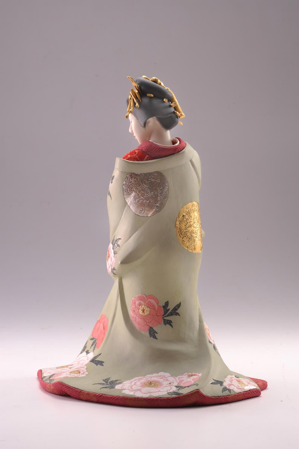 2012年11月9日から開催の「日本工芸の華 双璧 鈴木 藏・芹川 英子 展」の芹川作品2