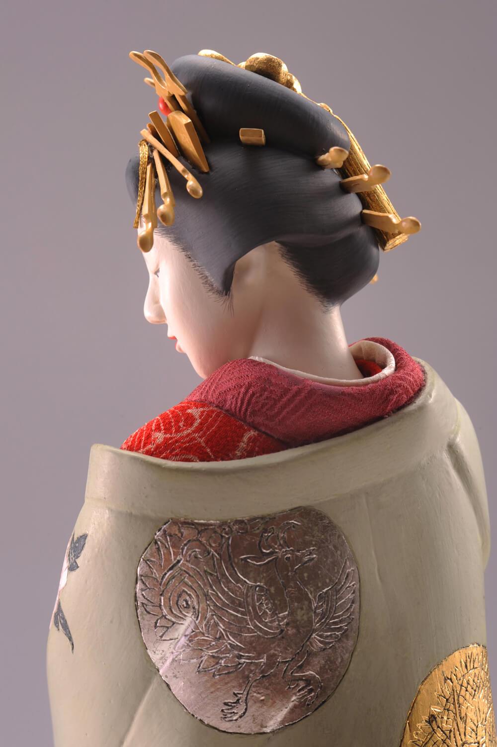 2012年11月9日から開催の「日本工芸の華 双璧 鈴木 藏・芹川 英子 展」の芹川作品3