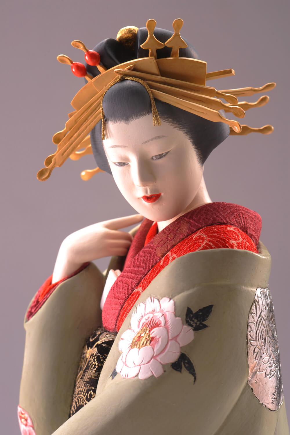 2012年11月9日から開催の「日本工芸の華 双璧 鈴木 藏・芹川 英子 展」の芹川作品4