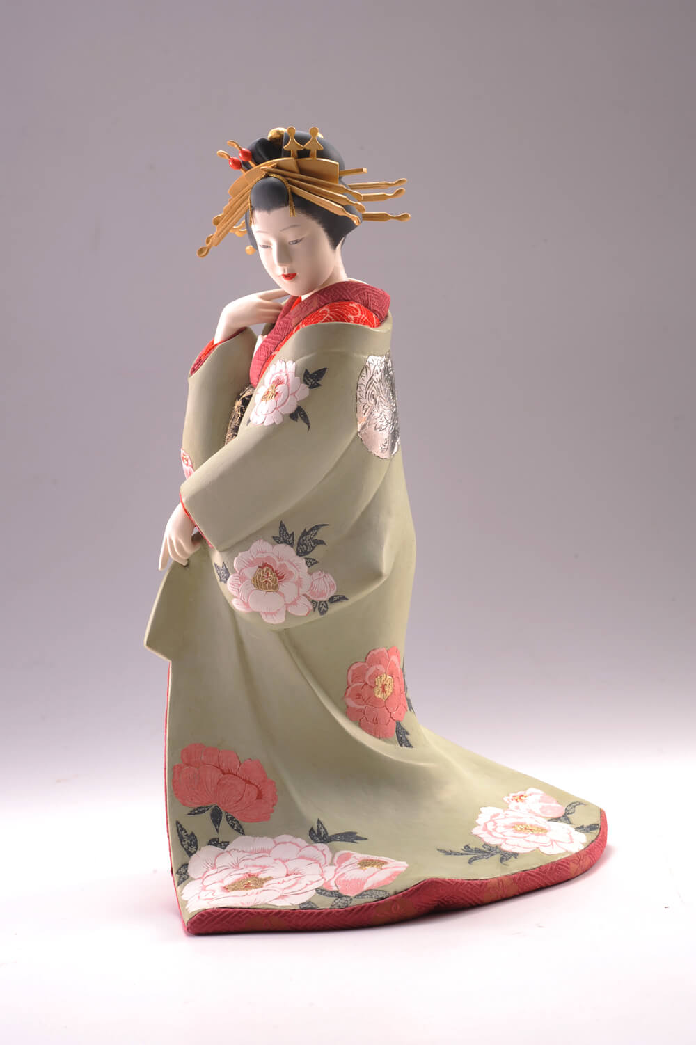 2012年11月9日から開催の「日本工芸の華 双璧 鈴木 藏・芹川 英子 展」の芹川作品5