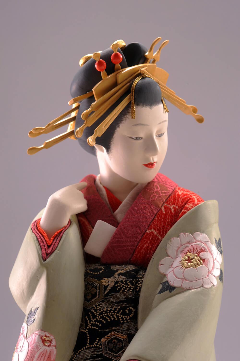 2012年11月9日から開催の「日本工芸の華 双璧 鈴木 藏・芹川 英子 展」の芹川作品6