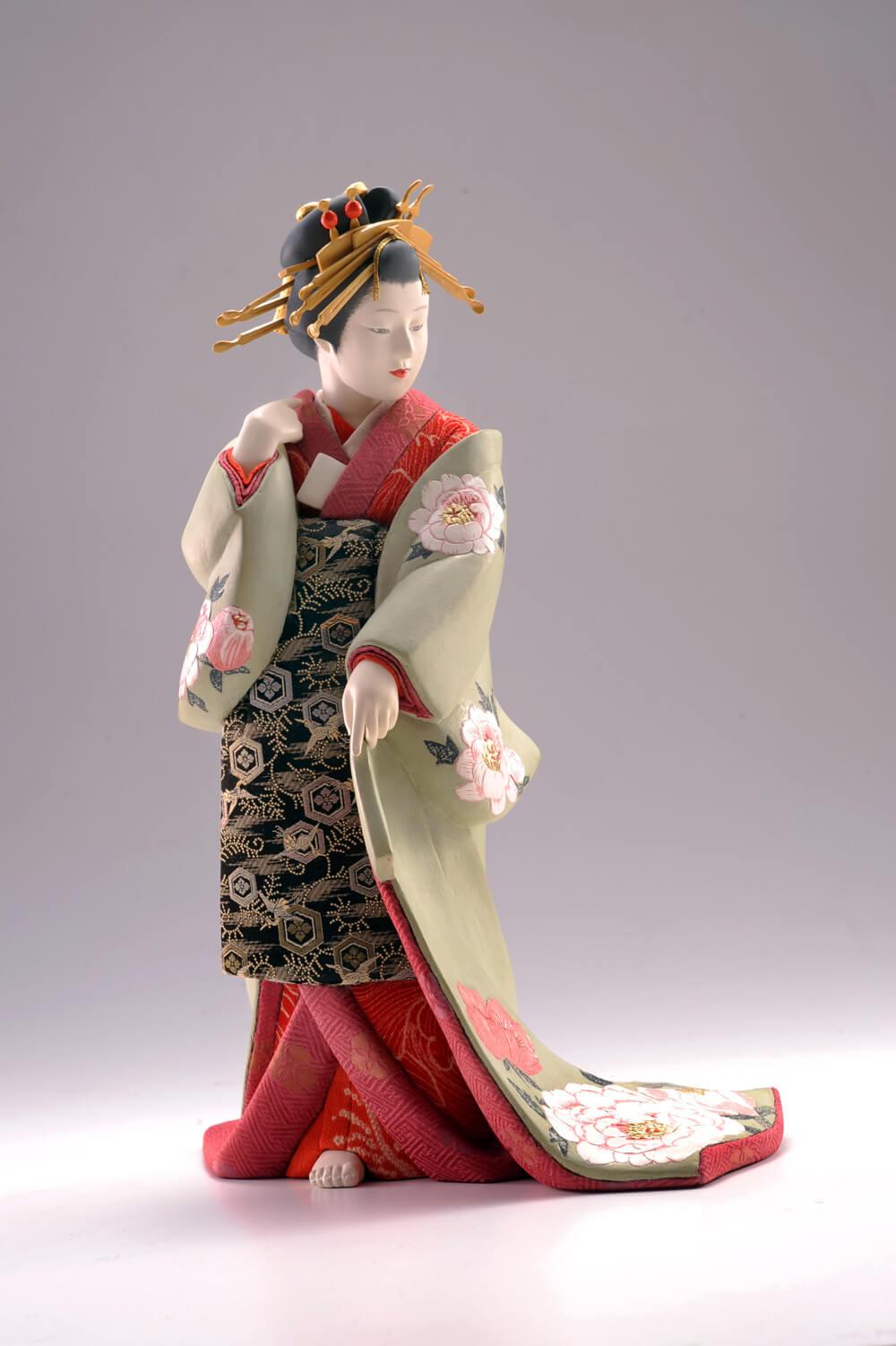 2012年11月9日から開催の「日本工芸の華 双璧 鈴木 藏・芹川 英子 展」の芹川作品7