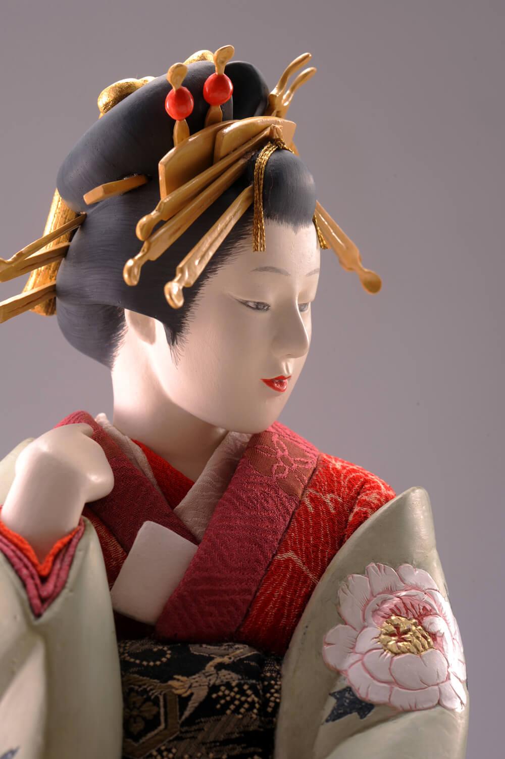 2012年11月9日から開催の「日本工芸の華 双璧 鈴木 藏・芹川 英子 展」の芹川作品8