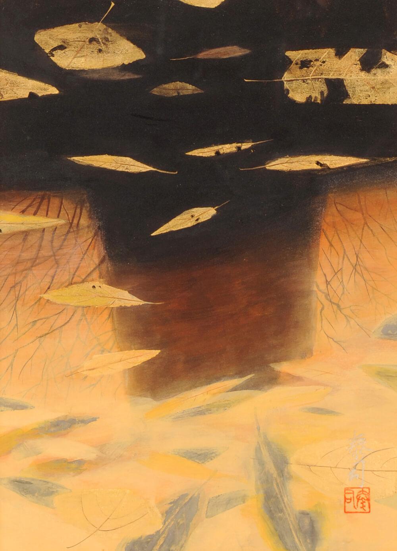 2013年1月11日から開催の「癸巳 橘 泰司 日本画 展」の橘 泰司の作品10